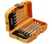 DeWalt DT7935B SDS-Plus Kit de 10 Brocas para hormigón en Tough Case - DT7935B-QZ