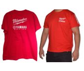 Milwaukee Super Fit Camiseta talla M/L - 100% algodón (wtg)
