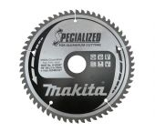 Makita B-09597 Disco Specialized - 190 x 30 x 60d - Aluminio