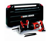 Black and Decker RS1050EK Sierra de sable en maletín - 1050W - RS1050EK-QX