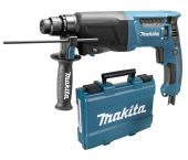Makita HR2600 SDS-plus martillo ligero en maletín - 800W - 2.4J