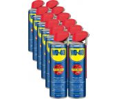 WD-40 31137/EU Multispray con pajita inteligente - 450 ml - 12 piezas