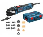 Bosch GOP 30-28 Multicortadora Professional + accesorios en L-Boxx - 300W - variable - 0601237000