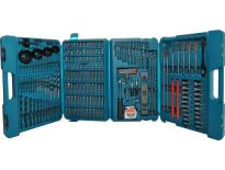 Makita P-44046 Kit de brocas y puntas (216 uds.)
