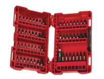 Milwaukee 4932430581 / 4932430907 Set de puntas Shockwave (56 unidades)