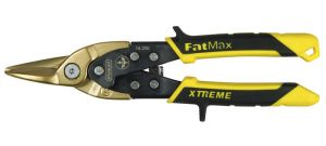 Stanley 0-14-206 FatMax Pro Tijeras cortachapas tipo 'Aviation' - 250mm - Corte recto