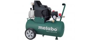 Metabo Basic 250-24 W Compresor - 1500W - 24L - 95 l/min - 601533000
