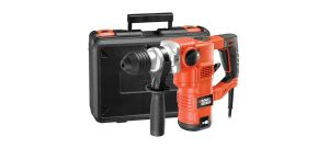 Black and Decker KD1250K SDS-plus Martillo Neumático en maletín - 1250W - 3,5J  - KD1250K-QS