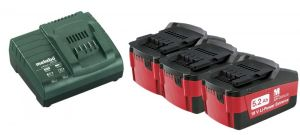 Metabo 685048000 / basis set 5.2Ah